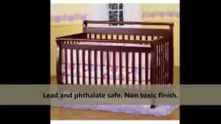 Convertible Crib Review - Does Davinci Convertible Crib Work?