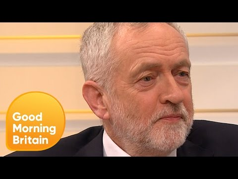 Jeremy Corbyn on Carer Allowance Plans and Labour's Unpopularity | Good Morning Britain