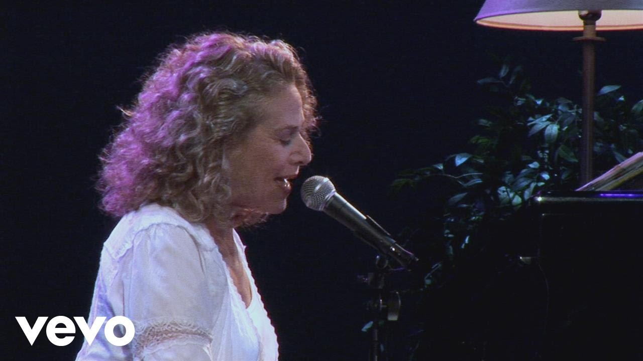 Carole King   (You Make Me Feel Like A) Natural Woman (from Welcome To My Living  Room)