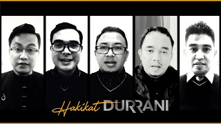HAKIKAT - Durrani (Official Music Video with Lyric)