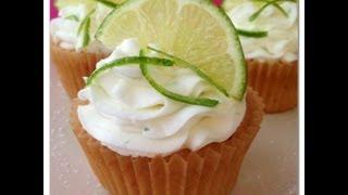 Strawberry Margarita Cupcakes Recipe