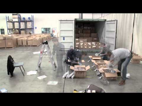 AFP | Ep 1 | $32 million worth of drugs hidden in a shipping Container