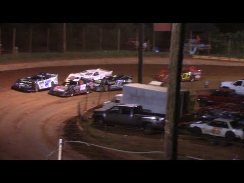 Winder Barrow Speedway Limited Late Model Feature Race 9/15/18