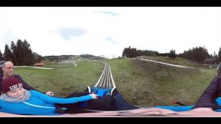 360 vr video sommerrodelbahn st englmar ricoh theta m15