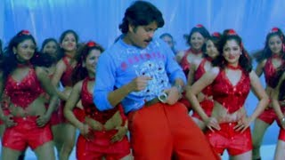 Boss Movie Songs - Nachinde Chesey - Nagarjuna Nayantara