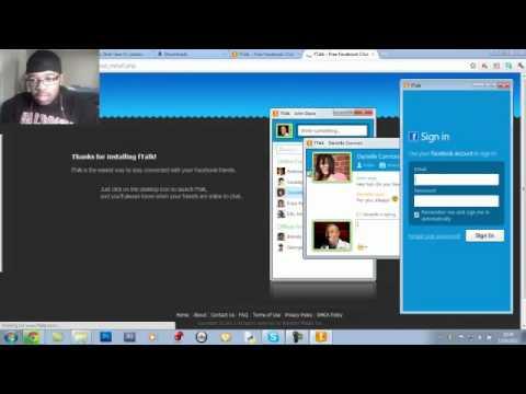 FTalk - New Facebook Chat