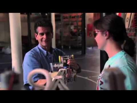 Dean Kamen Inventor - Slingshot Water Purifier