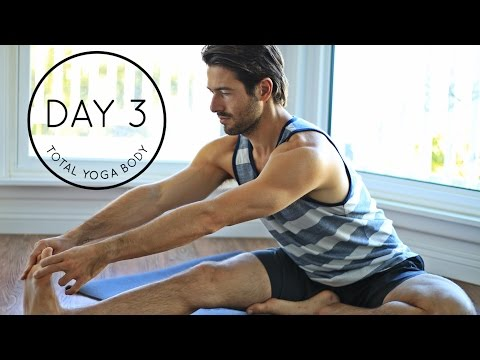 Day 3 Total Yoga Body: Morning Yoga Flow Workout