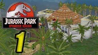 Jurassic Park: Operation Genesis – Campaign Part 1 – Open Range Safari 1/4