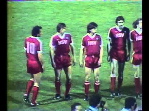 HAMBOURG   -  JUVENTUS                               1983
