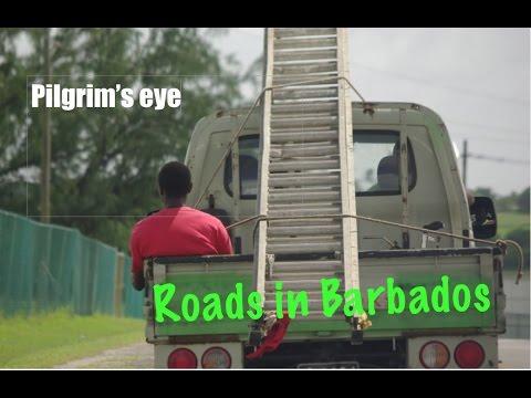 roads in  Barbados, drogi na Barbadosie