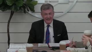11/15/18 - The Men's Bible Study with Dr. Steven J. Lawson