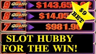 💰 BIG BETS & BIG WINS 💰🚨I FOUND SLOT HUBBY IN HIGH LIMIT 🚨