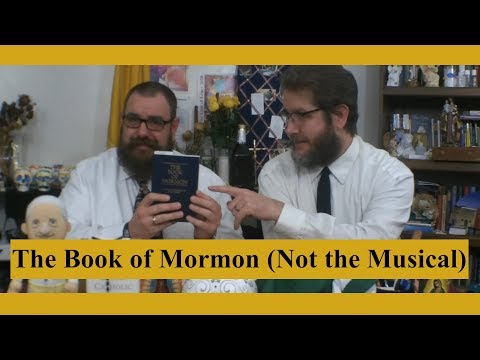 Wordy Wednesday: The Book of Mormon (not the Musical) Part 1