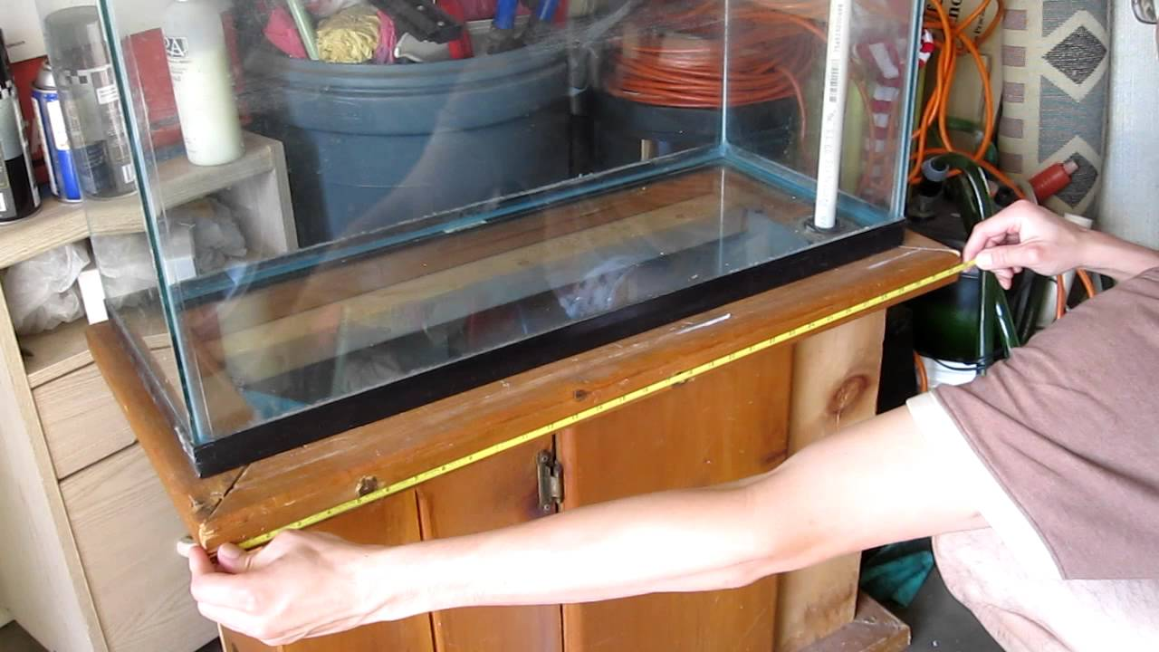 For sale 40 gallon fish tank with stand 100 hacienda for 100 gallon fish tank stand