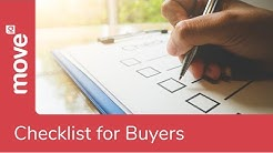 Checklist for First Time Buyers | Phil Spencer