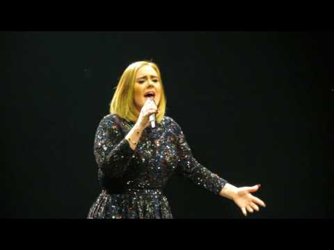 Adele - Hello (Live in Vancouver, BC @ Rogers Arena)