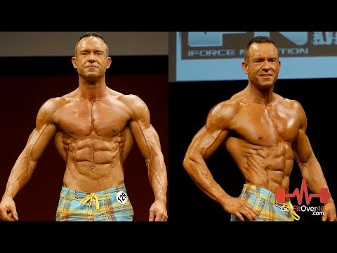 How to Get 4% Body Fat Competition Ready