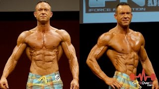 how to get 4 body fat competition ready