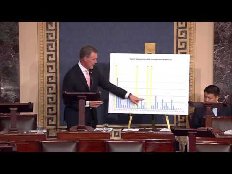 Senator David Perdue Begins Budget Colloquy