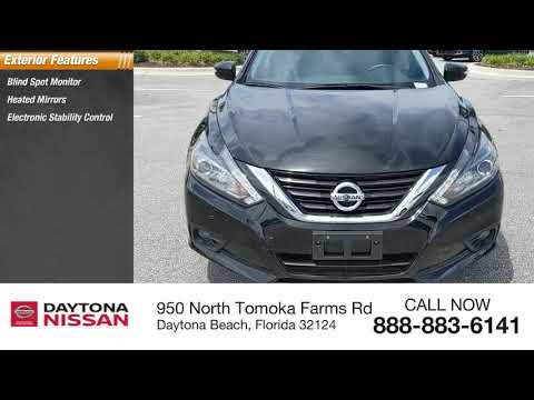 2018 Nissan Altima Daytona Beach Florida PD9407
