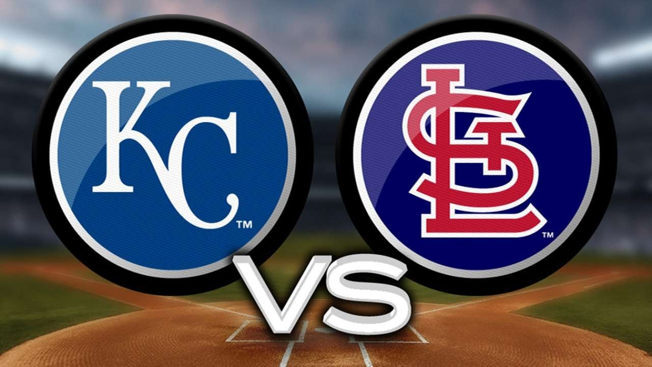 Royals Wait Out Long Delay And Pull Out A Victory To End Skid With Cardinals Youtube