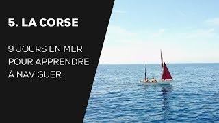 #5 LA CÔTE CORSE EN VOILIER - 8 JOURS D'AVENTURE