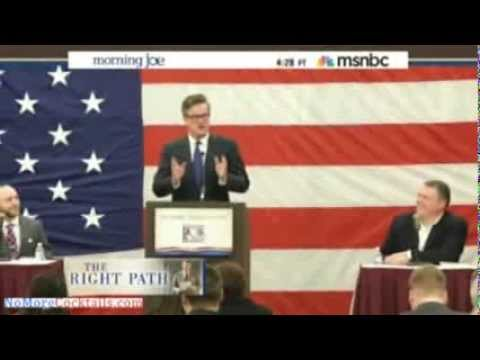 Possible 2016 candidate Joe Scarborough headlines 2 GOP events in NH & speaks about his new book