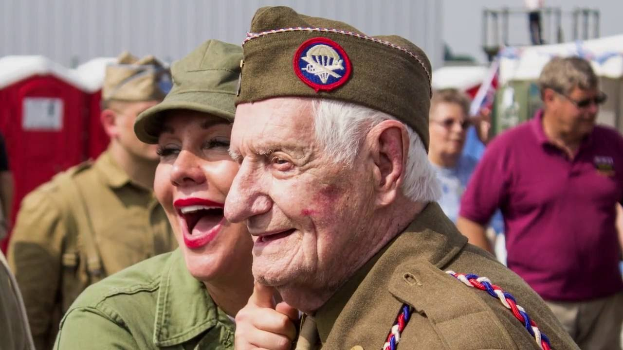 wwii weekend mid atlantic air museum reading pa 2016 youtube