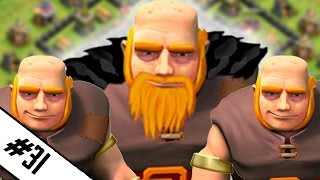 "FINALLY MAX GIANTS! + DEFENSE UPGRADES | ""ROAD TO MAX TH9 EP.31"" 