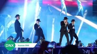 Lam Trường hát hàng loạt hit cũ chúc mừng năm mới 2018 | DNX