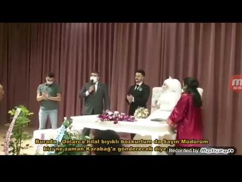 Metin Alper Müdür'den Duygusal Konuşma