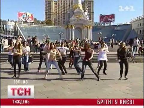 September 25 2011   Britney Spears In Kiev, Ukraine + Flashmob