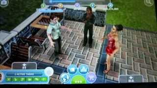 Sims FreePlay - A Dance To Remember First Part [Quest Video]