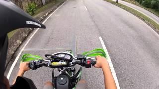 Kawasaki KLX 150 test thumbnail