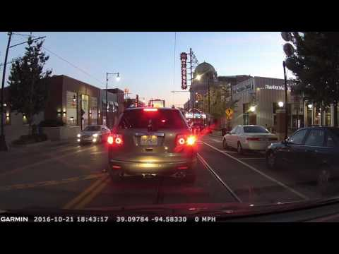 20161021 Friday Drivelapse Kansas City Metro Area