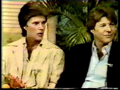 Harriet David Rick Nelson Interview 1981