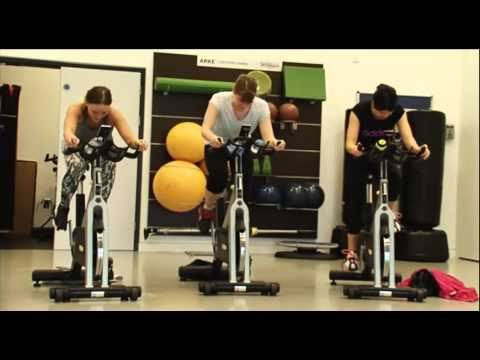Fitness Class: Group Cycle