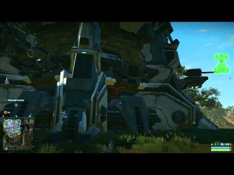 PlanetSide 2 MCG and Flash Gameplay (Sweet Jumps!)