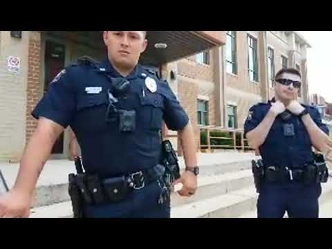 *MIRROR* DMC68 DMC68 ASSAULTED HAGERSTOWN MARYLAND COURT BAILIFF