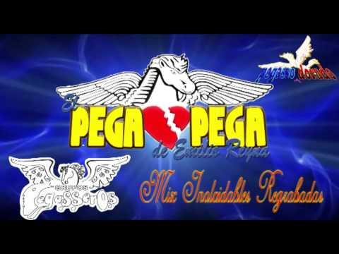 mix INOLVIDABLES REGRABADAS  DEL PEGA PEGA