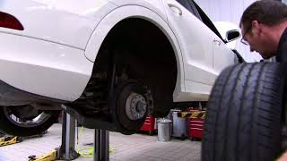 Brake Fluid Change - Audi Centre