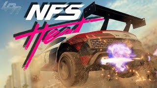 R8 Offroad Monster?! - NEED FOR SPEED HEAT Part 34 | Lets Play NFS Heat