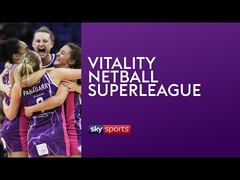 LIVE SUPERLEAGUE NETBALL! Loughborough Lightning v Surrey Storm