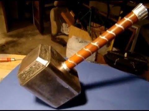 Thor's hammer replica