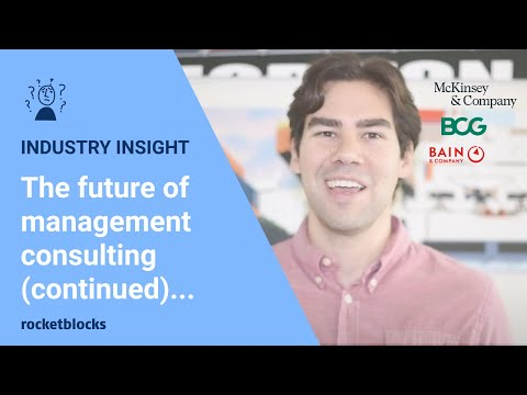 McKinsey, BCG And The Future Of Consulting, Part II: Tech + Hiring Implications