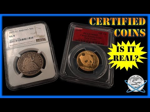 How to Verify your Certified (Slabbed) Coins!!!