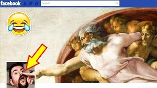 Hilarious & Creative Facebook Timeline Covers!