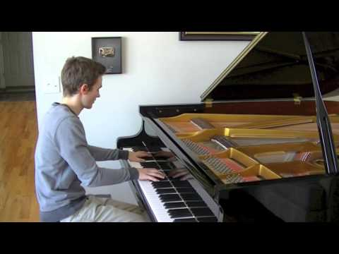 We The Kings: Sad Song (Elliott Spenner Piano Cover)