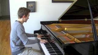 We The Kings: Sad Song (Elliott Spenner Piano Cover)